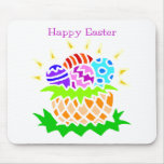 Happy Easter (3) Mousemats