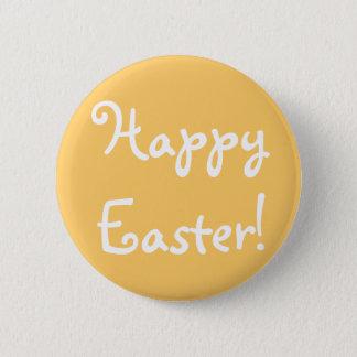 Happy Easter! 6 Cm Round Badge