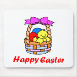 Happy Easter (6) Mousepads