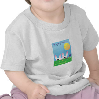 Happy Easter and Spring T Shirts