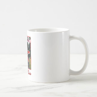Happy Easter b Red Tiger Lily The MUSEUM Zazzle Gi Coffee Mug