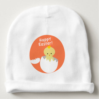 Happy Easter Baby Beanie
