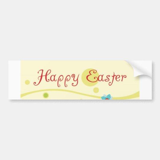 Happy Easter!!! Bumper Sticker