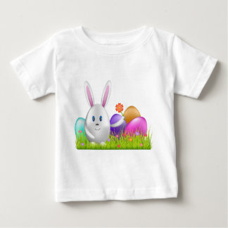 Happy Easter Bunny Baby T-Shirt