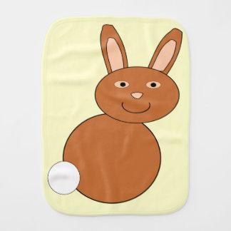 Happy Easter Bunny Burp Cloth