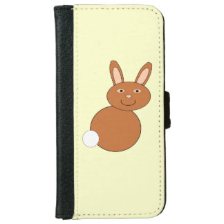 Happy Easter Bunny iPhone Wallet Case