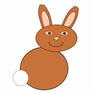Happy Easter Bunny Photo Sculpture