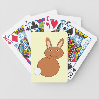 Happy Easter Bunny Playing Cards