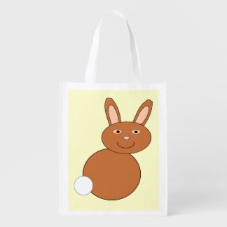 Happy Easter Bunny Reusable Bag