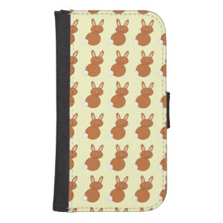 Happy Easter Bunny Samsung Wallet Case