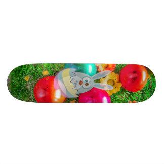 happy Easter, bunny Skate Board Decks