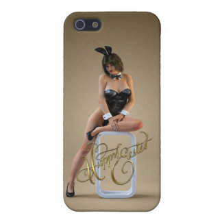 Happy Easter Carlotta iPhone 5/5S Cases