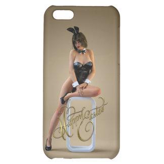 Happy Easter Carlotta iPhone 5C Case