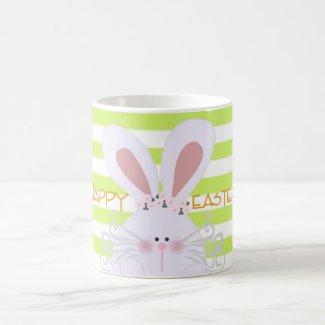 Happy Easter Cute as a Bun Mug