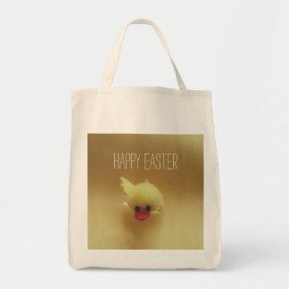 Happy Easter Cute Duckling Bag