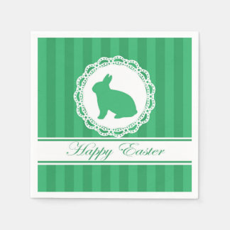 Happy Easter Disposable Napkin