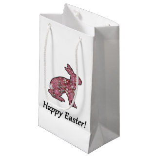 Happy Easter! double-sided Small Gift Bag