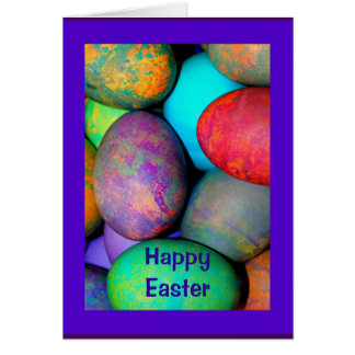 Happy Easter Egg-stra Special Mom & Dad! Card