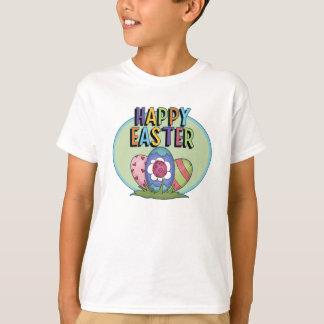 Happy Easter Egg Trio T-Shirt