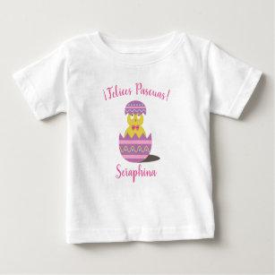 Spanish easter gifts gift ideas zazzle uk happy easterfelices pascuas spanish t shirt negle Choice Image