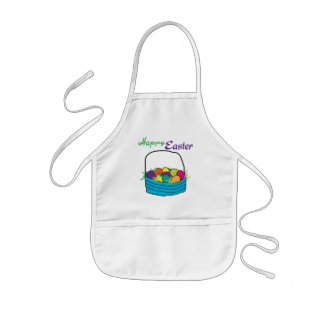 Happy Easter Giftware Kids' Apron