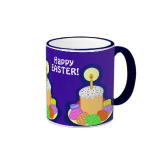 Happy Easter Happy Spring Coffee Mug