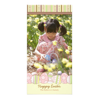 Happy Easter Happy Spring Photo Card Greeting
