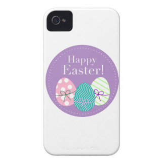 Happy Easter iPhone 4 Case-Mate Cases