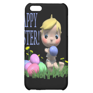Happy Easter iPhone 5C Cases
