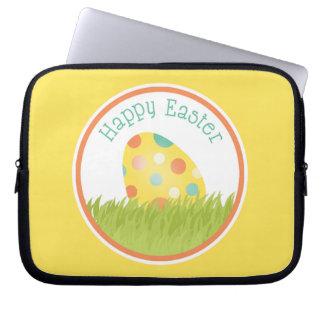 Happy Easter Laptop Sleeve