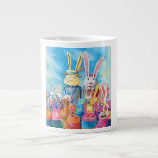Happy Easter Large Coffee Mug