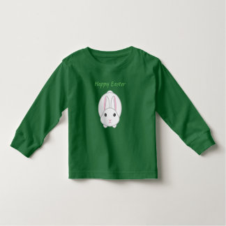 Happy Easter Long Sleeve T Toddler T-Shirt