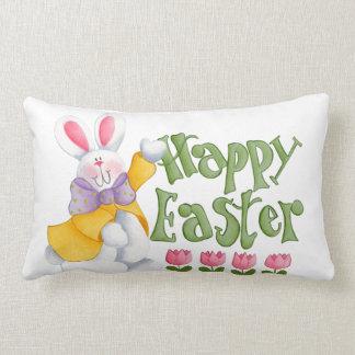 Happy Easter Lumbar Cushion