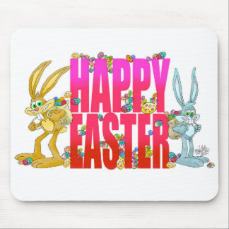 Happy Easter. Mouse Pad
