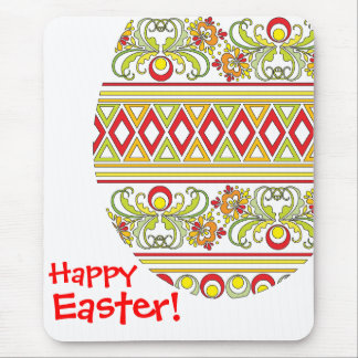 Happy Easter _mousepad Mouse Pad