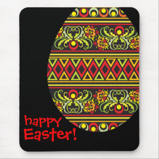 Happy Easter _mousepad Mouse Pads