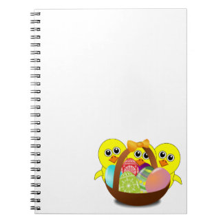 Happy Easter Notebook