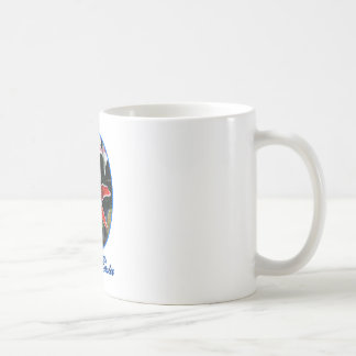 Happy Easter o Blue Tiger Lily The MUSEUM Zazzle G Mug