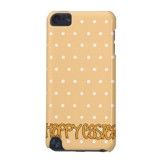 Happy Easter orange iPod Touch Speck iPod Touch 5G Case