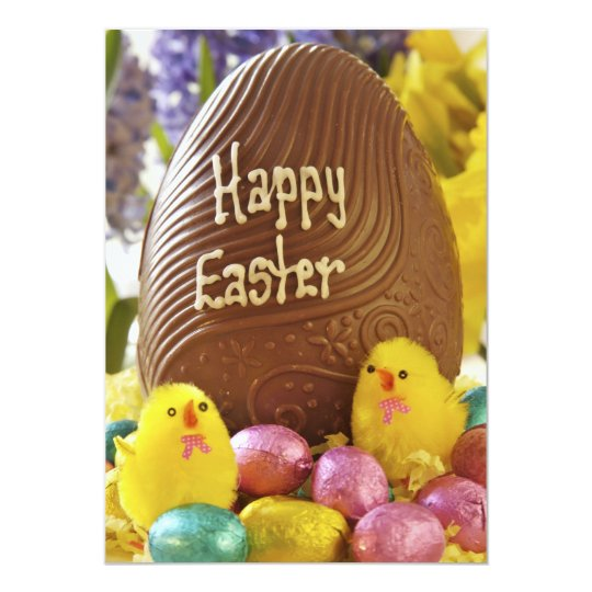 Happy Easter Party Invitation