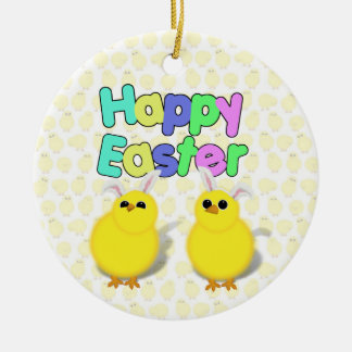 Happy Easter!!!  PEEP PEEP CHEEP! Christmas Tree Ornaments