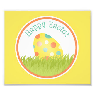 Happy Easter Photograph
