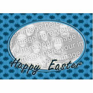 Happy Easter photo frame Photo Cutouts