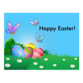 Happy Easter! Postcard