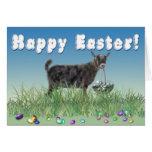 Happy Easter Pygmy 2 Goat
