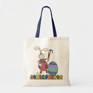 Happy Easter Rabbit Bag