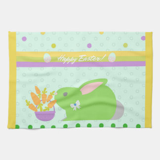 Happy Easter! Tea Towel