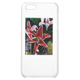 Happy Easter Tiger Lily The MUSEUM Zazzle Gifts iPhone 5C Case