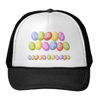 Happy Easter Top Cap