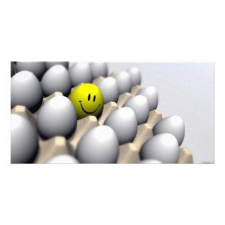 Happy Egg Photo Card